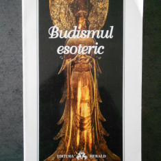 A. P. SINNETT - BUDISMUL ESOTERIC