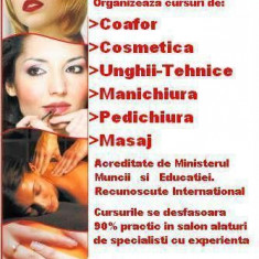 Curs make-up individuala acreditat de Ministerul MUNCII