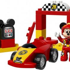 LEGO® DUPLO® Masina de curse a lui Mickey 10843