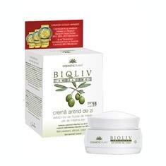 Crema Antirid de Zi Bioliv Antiaging Cosmetic Plant 50ml Cod: 22289