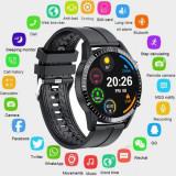 I9 Ceas inteligent Bluetooth apel Smartwatch, EKG,PPG,impermeabil,etc, Otel inoxidabil