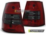 Stop stopuri triple VW Golf IV 4 Bora break variant tuning rosu/fumuriu NOU, GOLF IV Variant (1J5) - [1999 - 2006], Volkswagen