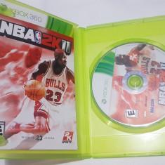 [360] NBA 2k11 - joc original Xbox360