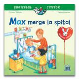 Cumpara ieftin Max merge la spital, Christian Tielmann, Sabine Kraushaar