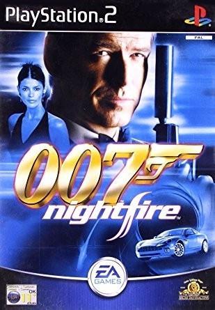 Joc PS2 James Bond 007: Nightfire