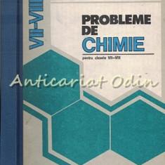 Probleme De Chimie Clasele VII-VIII - Cornelia Gheorghiu, Carolina Parvu