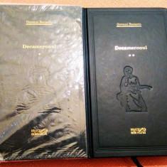 Decameronul 2 Volume. Colectia Adevarul 100 Nr. 37, 38 - Giovanni Boccaccio
