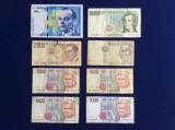 Bancnote străine - Italia - Lot bancnote Italia - starea care se vede (5)