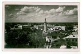 2353 - GIURGIU, Firemen Tower - old postcard, real PHOTO - unused