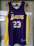 Maiou Lakers Purple adulti, L, M, S, XL, XXL