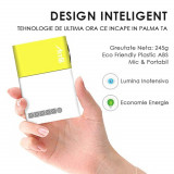 Video Proiector NOU portabil de buzunar compatibil la orice dispozitiv + CADOU