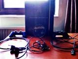 PlayStation3FAT(PS3)+2manete+1joc NFSCarbon+3cabluri(HDMI+alimentare).