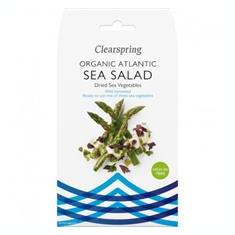Salata de Alge Deshidratate de Atlantic Bio 25 grame Clearspring Cod: 5021554001782
