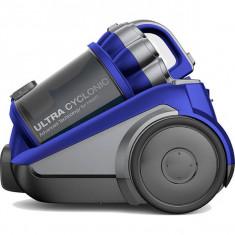 Aspirator fara sac DAEWOO RCC-250L/3A, 3l, 800W, albastru