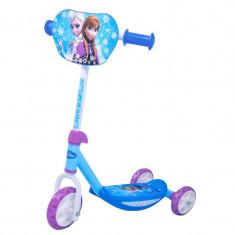 Trotineta pentru fetite Frozen, suporta 20 kg, 3 ani+