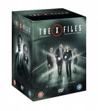 FILM SERIAL The X Files / Dosarele X - Complete Seasons 1-11 Originale, DVD, SF, Engleza, FOX