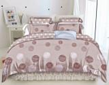 Lenjerie de pat dublu din microfibră, cu 2 fete de perna, Evia Home MF010/33