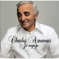 Charles Aznavour Je Voyage (cd)