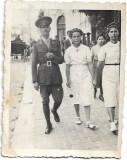 Fotografie subofiter trasura Ramnicu Valcea 1939 regalista