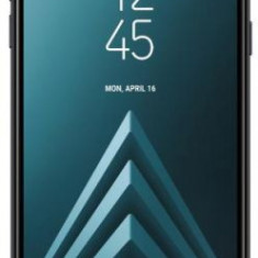 Telefon Mobil Samsung Galaxy A6 (2018), Procesor Octa-Core 1.6GHz, Super AMOLED capacitive touchscreen 5.6inch, 3GB RAM, 32GB Flash, 16MP, 4G, Wi-Fi,, 5.6'', Android OS, Smartphone