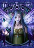 Cumpara ieftin Felicitare Zâna Mystic Aura