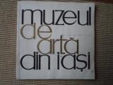 Muzeul de arta din iasi editura meridiane 1966 RSR carte album muzeu ilustrat, Alta editura