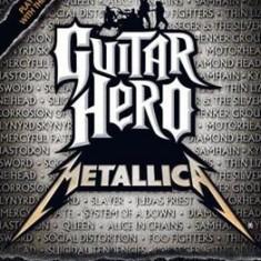 Guitar Hero Metallica Nintendo Wii