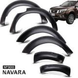 Aparatori aripa overfender Nissan Navara NP300 2015, 2016, 2017 NSENP300