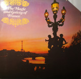 [Vinil] Eric Robinson - The Magic and Gaiety of France - disc original