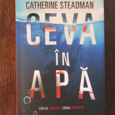 Ceva in apa - Catherine Steadman, Nemira, 2019