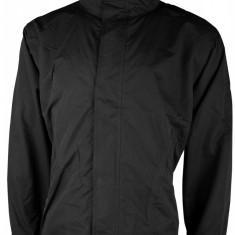 Jacheta de toamna cu gluga Slazenger, pentru barbati, Negru