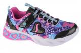 Cumpara ieftin Pantofi pentru adidași Skechers Sweetheart Lights 302059L-BKMT multicolor, 30, 32 - 35