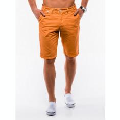 Pantaloni scurti barbati W195 - orange