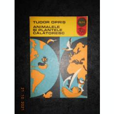 TUDOR OPRIS - ANIMALELE SI PLANTELE CALATORESC
