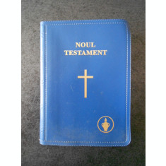 NOUL TESTAMENT (Ed. GIDEONS, fornat 9X12)