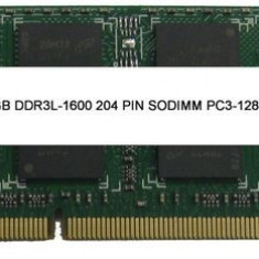 Memorie Lenovo 0B47381, DDR3L, 8GB, 1600MHz