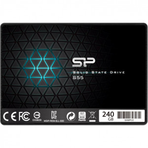 Solid State Drive (SSD) Silicon Power S55, 240GB, 2.5, SATA III