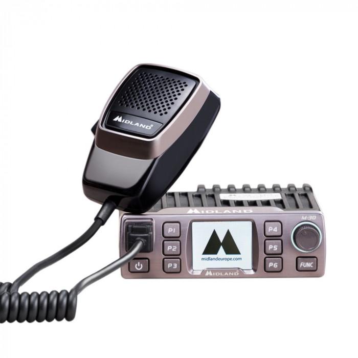 Resigilat : Statie radio CB Midland M-30 cod C1313