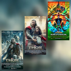 Poster Thor Marvel Afis A3