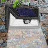 Cumpara ieftin Lampa solara 32 LED-uri, 10W, 150 lm, unghi larg, senzor miscare 360 grade