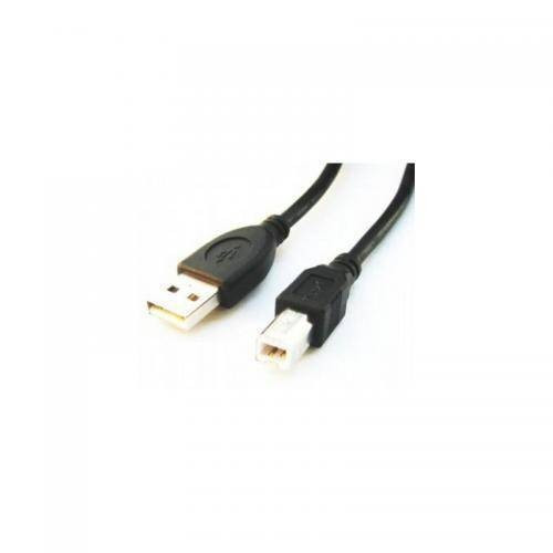 Cablu imprimanta Gembird CCP-USB2-AMBM-10 3m calitate Premium