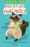 Aventuri la Miau Motel. Arli artagoasa.Nivelul 5/Shelley Swanson Sateren, Deborah Melmon
