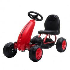 Kart cu pedale Moni Blaze Red