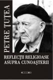 Reflectii religioase asupra cunoasterii   Petre Tutea, Eikon