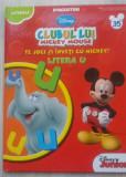 Clubul lui Mickey Mouse , te joci si inveti cu Mickey ! Litera U