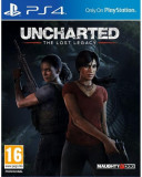Joc PS4 Uncharted The Lost Legacy