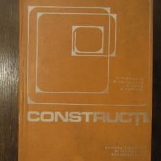 CONSTRUCTII CIVILE, INDUSTRIALE SI AGRICOLE-C.PESTISANU