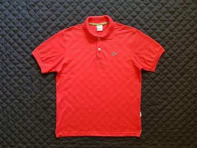 Tricou Lacoste Made in France. Marime XL, vezi dimensiuni exacte; impecabil foto