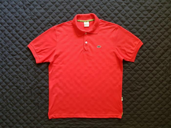 Tricou Lacoste Made in France. Marime XL, vezi dimensiuni exacte; impecabil