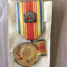 Medalie insigna 25 ani de la proclamarea republicii 1947-1972
